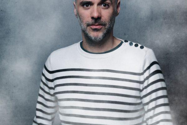 Alexandre Bustillo © Olivier Vigerie